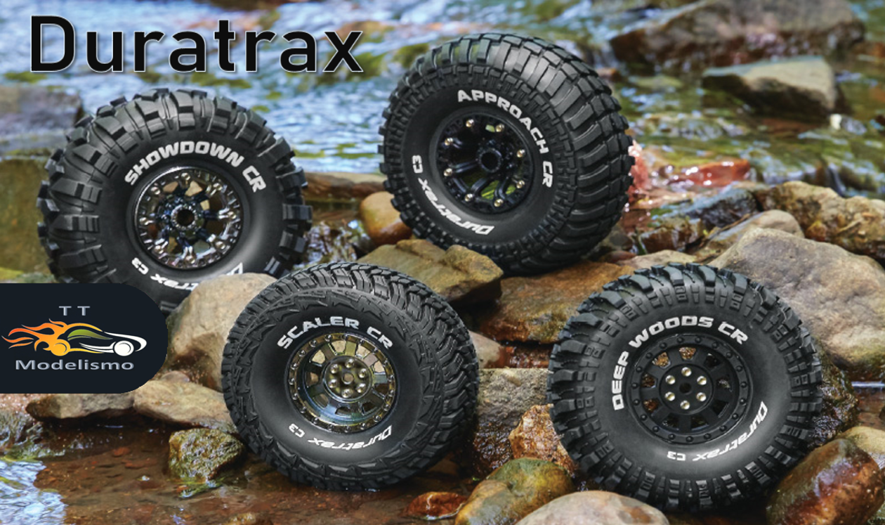 Duratrax Tyres