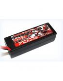 POWER TANK LIPO 11,1V.-60C 7100 HARDCASE (T-PLUG)