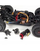 1/8 TYPHON 6S V5 4WD BLX Buggy with Spektrum Firma RTR, Black