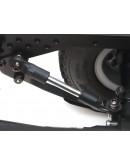 Boom Racing KUDU™ Heavy Duty Rust-Resistant M4 Nylon Rod Ends 18.5mm (Straight) w/ SST Pivot Ball (5.8x3x7.4mm) (10)
