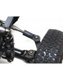 Boom Racing KUDU™ Heavy Duty Rust-Resistant M4 Nylon Rod Ends 19.5mm Sideways) w/ SST Pivot Ball (5.8x3x7.4mm) (10)