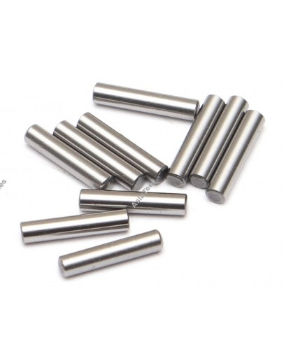 Boom Racing Wheel Hex Pin (Steel) 2x10mm (10)