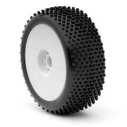 Complete wheel