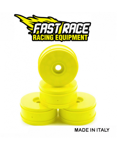 FR084 Fast Race rims VXL yellow V2 type (1 pc.)