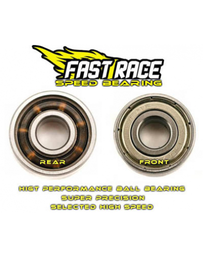 FastRace front bearing Off-Road 7x19x6 OS-PICCO-REDS-NOVAROSSI