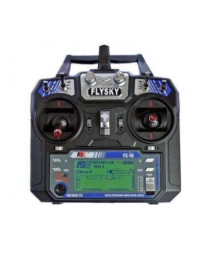 FlySky FS-i6 6CH 2.4GHz + receiver FS-iA6B AFHDS 2A i-Bus PPM