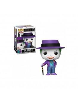 POP! Heroes: Batman 1989 - Joker w/Hat 337