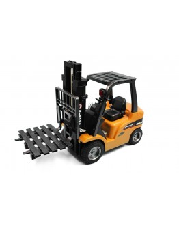 HUINA 1577 RC FORK LIFT 2.4G 8CH W/DIE CAST PARTS