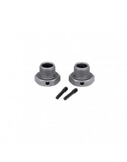 Hobao Radmitnehmer +1mm Offset (2 Stk.)