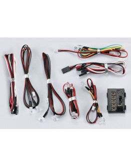 Killerbody LED Licht Set mit 18 LED inkl Kontroller Box