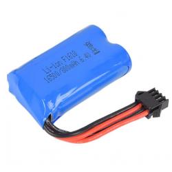 6.4v 800mah 15C 16500 Li-ion Battery