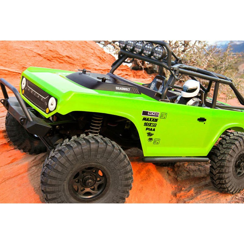 AXIAL SCX10 DEADBOLT 1/10TH 4WD ARTR CRAWLER