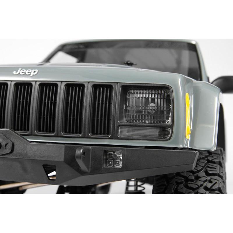 Axial Scx10 Ii Jeep Cherokee 4wd Artr Rock Crawler