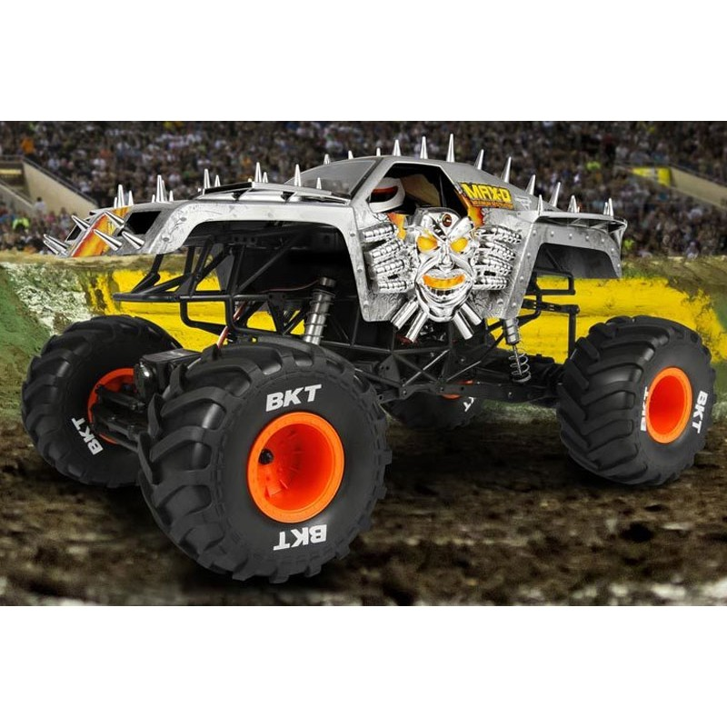 AXIAL SMT10 MAX-D 1/10th 4WD RTR MONSTER JAM TRUCK