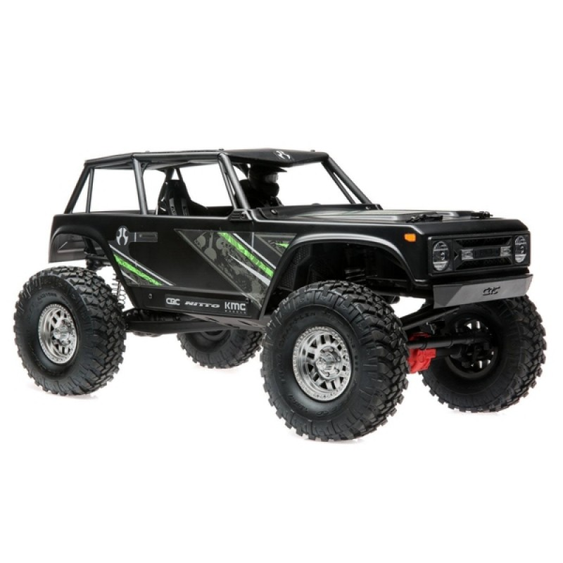 Orange Axial Wraith 1.9 1/10 Scale Electric 4WD RTR RC Rock ...