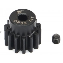 Boom Racing 32P 14T / 3.175mm Steel Pinion Gear - 1 Pc