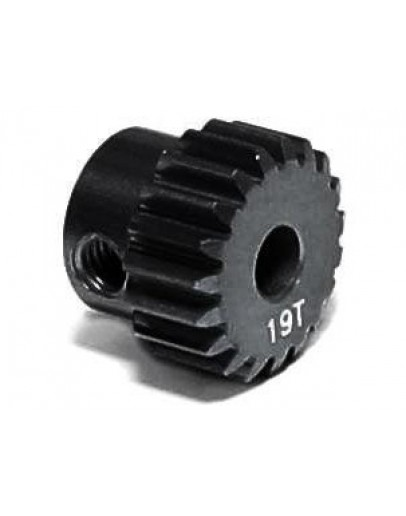 Boom Racing Steel Pinion Gear 48P 19T