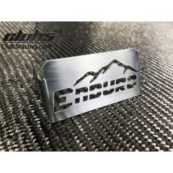 "Element Enduro ""Rhinoshield"" Stainless Steel Front Skid Plate / Servo Guard"
