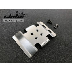 "Element Enduro ""Rhinoshield"" Stainless Steel Center Skid Plate"