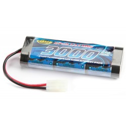 Racing Pack 3000mAh, NiMH 7,2V