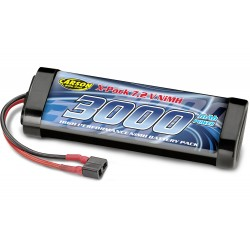 Racing Pack 3000mAh, NiMH 7,2V (Dean-T Connector)