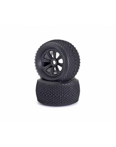 1:8 Tyres/Wheel-Set Truggy (2u.)