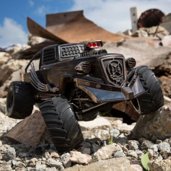 BARRAGE 1.9 Scale 1/12 4WD Brushed RTR, Doomsday
