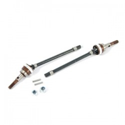 FASTRAX AXIAL HD FRONT U/J DRIVESHAFTS FOR HONCHO/DINGO