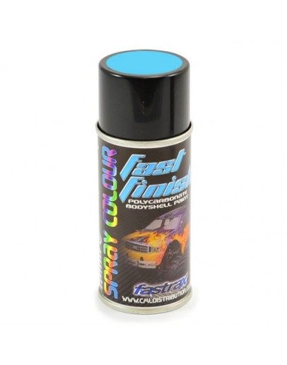 FASTRAX FAST FINISH FLUO BLUE SPRAY PAINT 150ML
