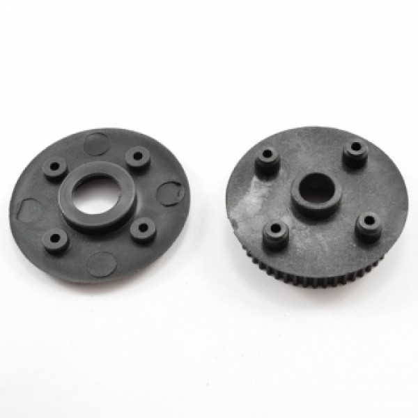 FASTRAX POWER-START SPUR GEAR PULLEY