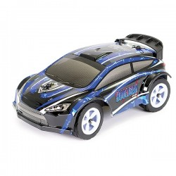 FTX HOOLIGAN JNR 1/28TH RTR RALLY CAR - BLUE