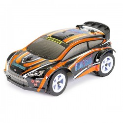 FTX HOOLIGAN JNR 1/28TH RTR RALLY CAR - ORANGE