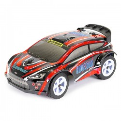 FTX HOOLIGAN JNR 1/28TH RTR RALLY CAR - RED