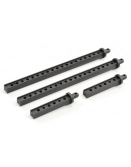 FTX OUTBACK FRONT & REAR BODY POST SET