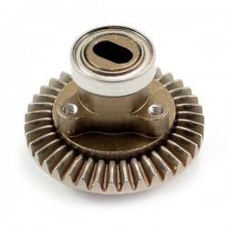 FTX OUTBACK ALUMINIUM DRIVE UNIT WITH 38T GEAR AND FR/RR BEARINGS