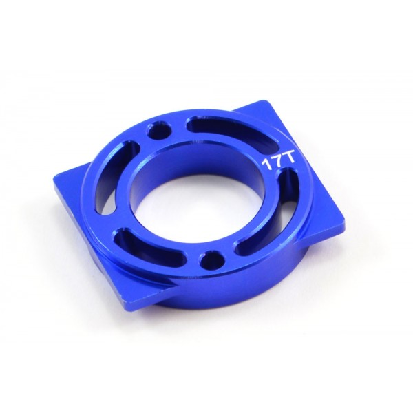 FTX OUTLAW ALUMINIUM MOTOR MOUNT FOR 17T PINION