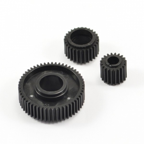 FTX OUTBACK FURY TRANSMISSION GEAR SET (20T+28T+53T)