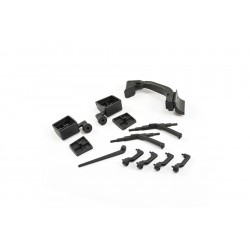 FTX OUTBACK FURY BODYSHELL MOULDED ACCESSORIES