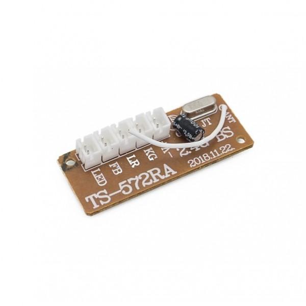 Platine RX/ESC pour CR4/PR4/CR6/Raid