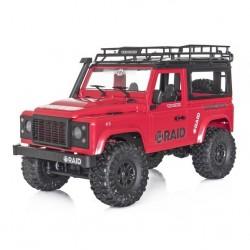 Funtek 4x4 Raid version 1 red