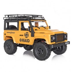 Funtek 4x4 Raid version 1 jaune
