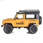 Funtek 4x4 Raid version 1 jaune