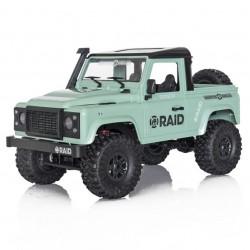 Funtek 4x4 Raid version 2 green