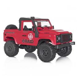 Funtek 4x4 Raid version 2 rouge