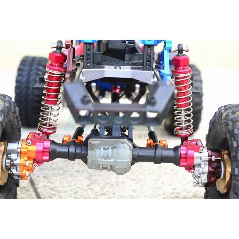 TRAXXAS TRX4 TRAIL CRAWLER Aluminum Rear Gear Box Mounts