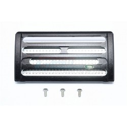 TRAXXAS TRX4 TRAIL CRAWLER Aluminum Front Grill (Thickened Version) For TRX4 Defender - 5 Pc set