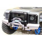 TRAXXAS TRX4 TRAIL CRAWLER Aluminium Front Bumper With D-rings - 3pc set