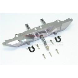 TRAXXAS TRX4 TRAIL CRAWLER Aluminium Rear Bumper With D-rings -11pc set