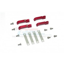 TRAXXAS TRX4 TRAIL CRAWLER Aluminum Door Handle For TRX-4 Defender - 16pc set