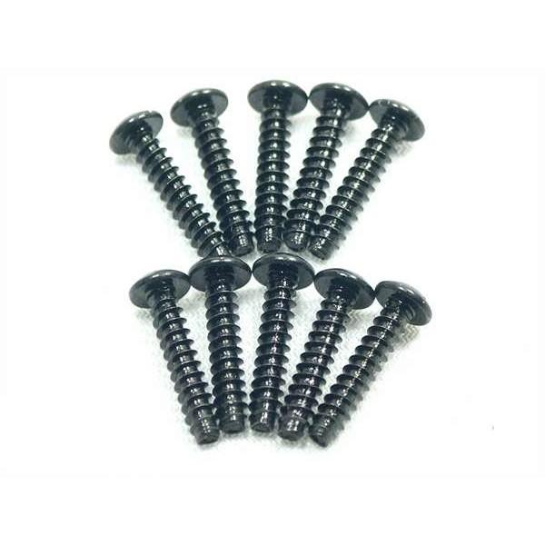 Hex Socket Screw, OH-ST, M3x15mm (10)